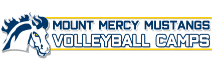 Mount Mercy Mustangs Volleyball Camps